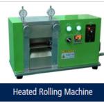 heated rolling machine
